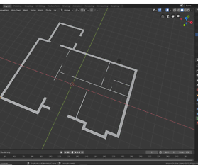 Blender 2.80: Grundriss
