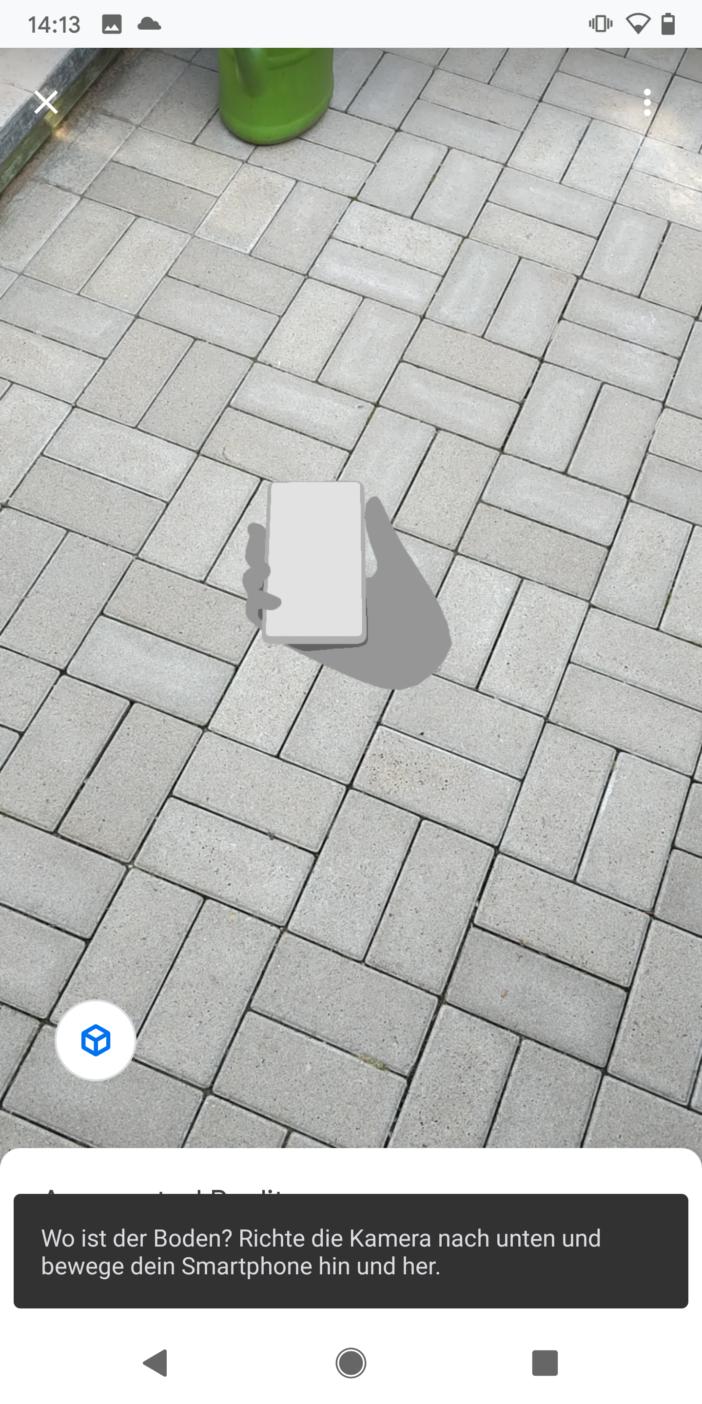 Android 10 ist da: Web AR getestet 4
