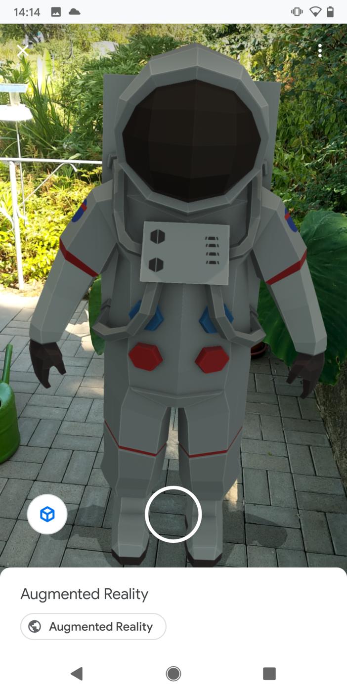 Android 10 ist da: Web AR getestet 5