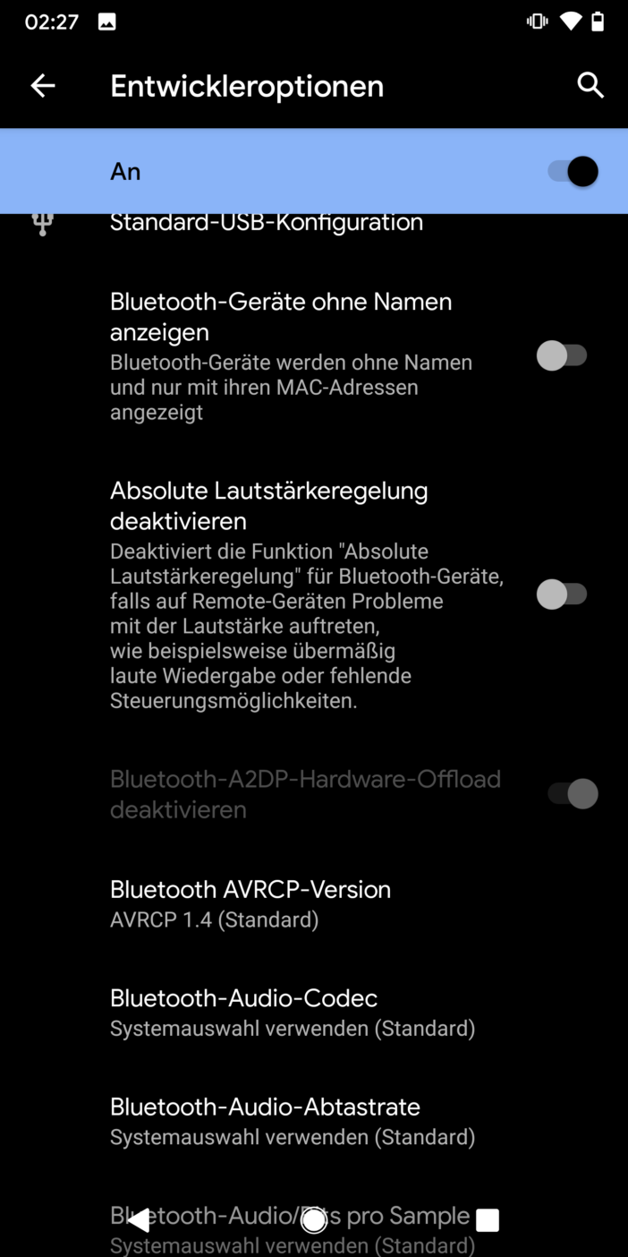 Entwicklung einer App 10