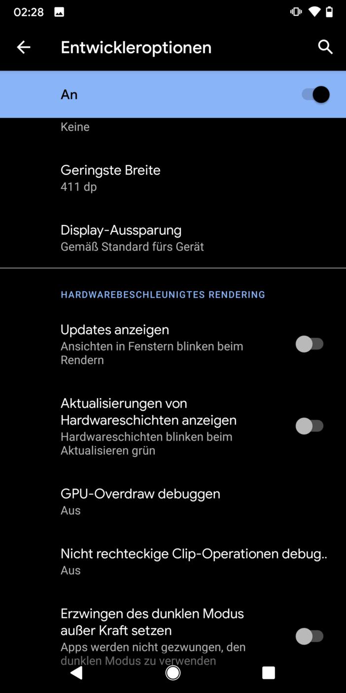 Entwicklung einer App 9