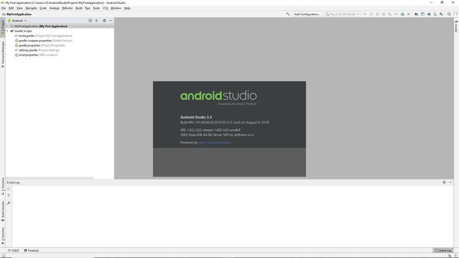 Entwicklung einer App 2