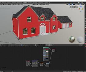 Blender 2.8: Erstellen von Material-Shadern