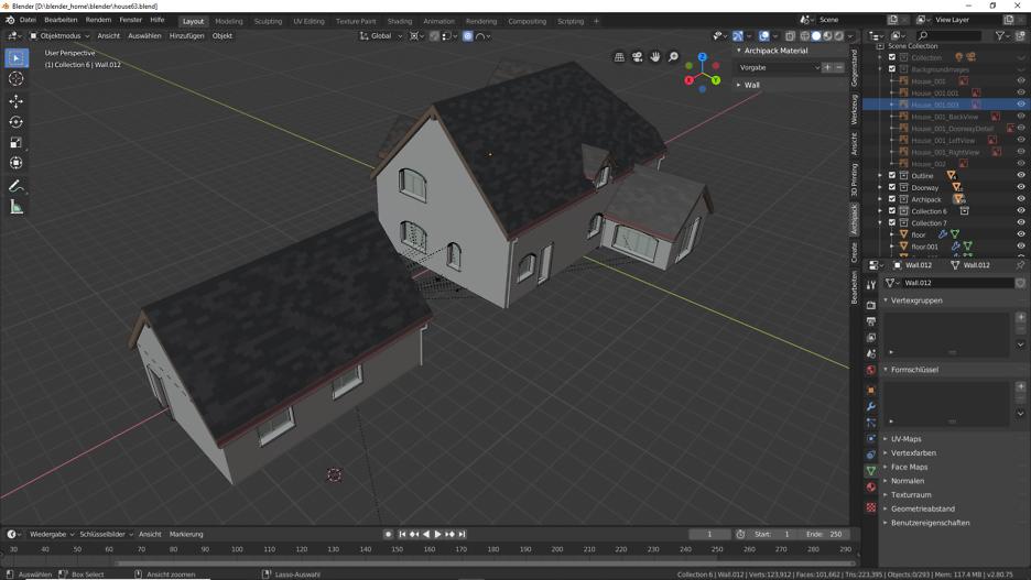 Blender 2.80: Garage 4