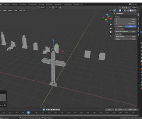 3D Elemente für Spiele