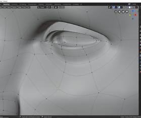 Blender Character Modeling Teil 2