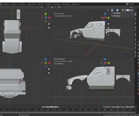 Fahrzeug für Gamer Teil 3