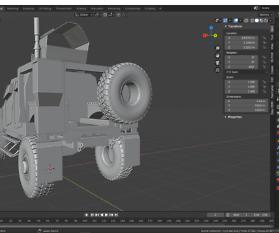 Fahrzeug für Gamer Teil 8