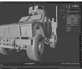 Fahrzeug für Gamer Teil 9