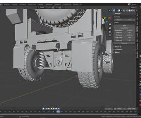 Fahrzeug für Gamer Teil 10