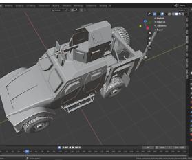 Fahrzeug für Gamer Teil 11