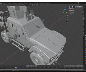 Fahrzeug für Gamer Teil 13