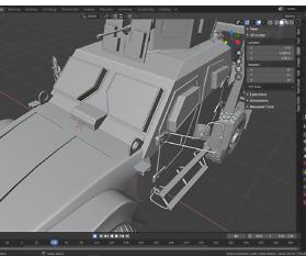 Fahrzeug für Gamer Teil 14