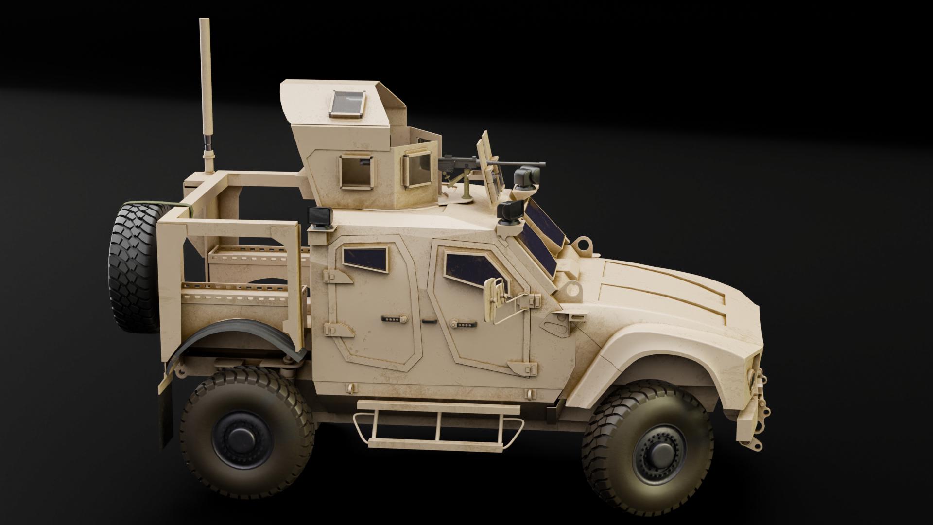 Game Vehicle Creation