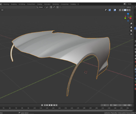 Blender: Car Modeling Teil 2