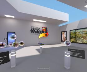 Mozilla: Hello WebXR