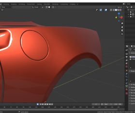 Blender: Car Modeling Teil 11