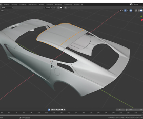 Blender: Car Modeling Teil 13