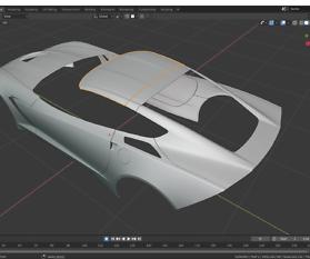 Blender: Car Modeling Teil 13