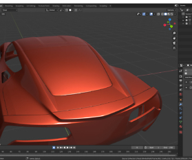 Blender: Car Modeling Teil 17