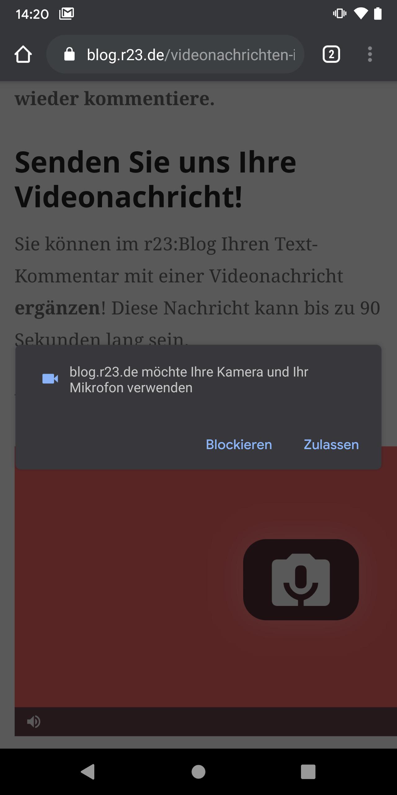Videonachrichten