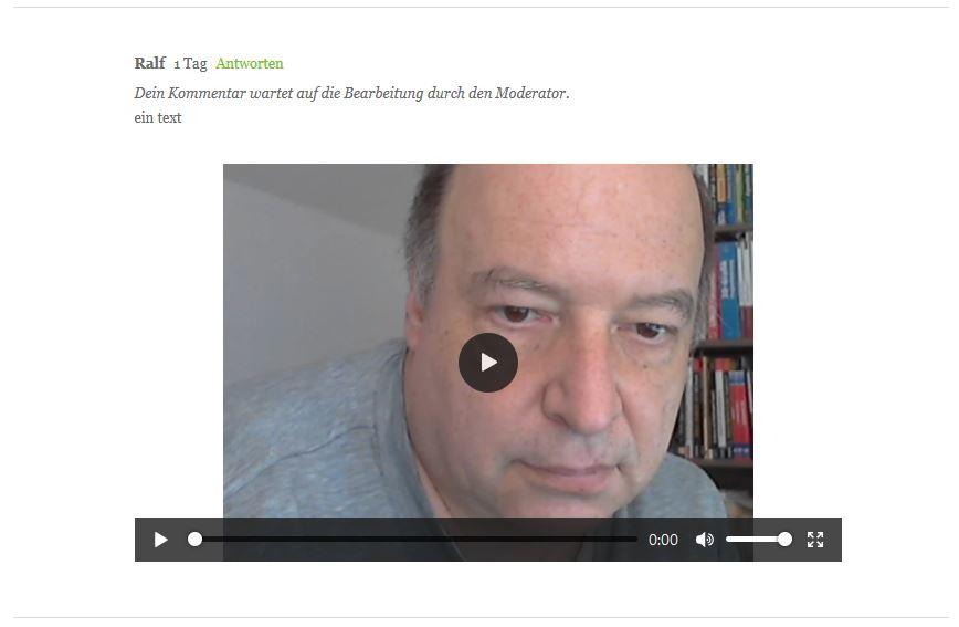 Videonachricht