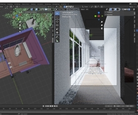 Blender: Showroom Bad Teil 4