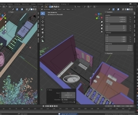 Blender: Showroom Bad Teil 5