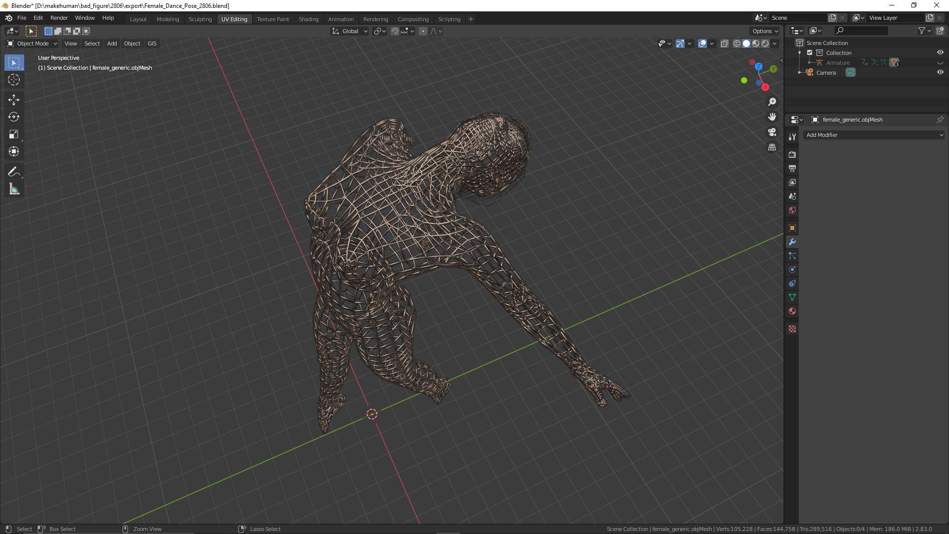 Skulptur Projekt: Sphinx Teil 3