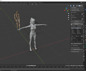 3D-Charakter: Weniger Bitch, mehr Sonnenblume