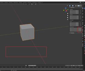 Tutorial Blender: Maßeinstellung Millimeter mm für 3D-Druck