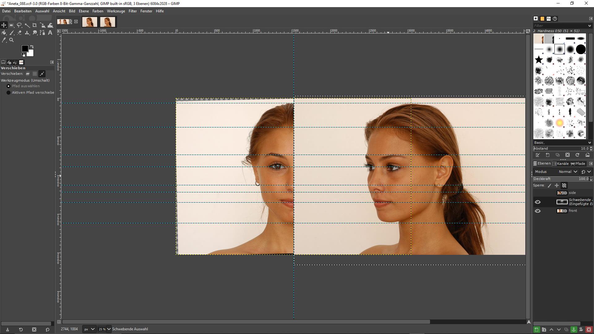 3D Charakter Fotovorlagen