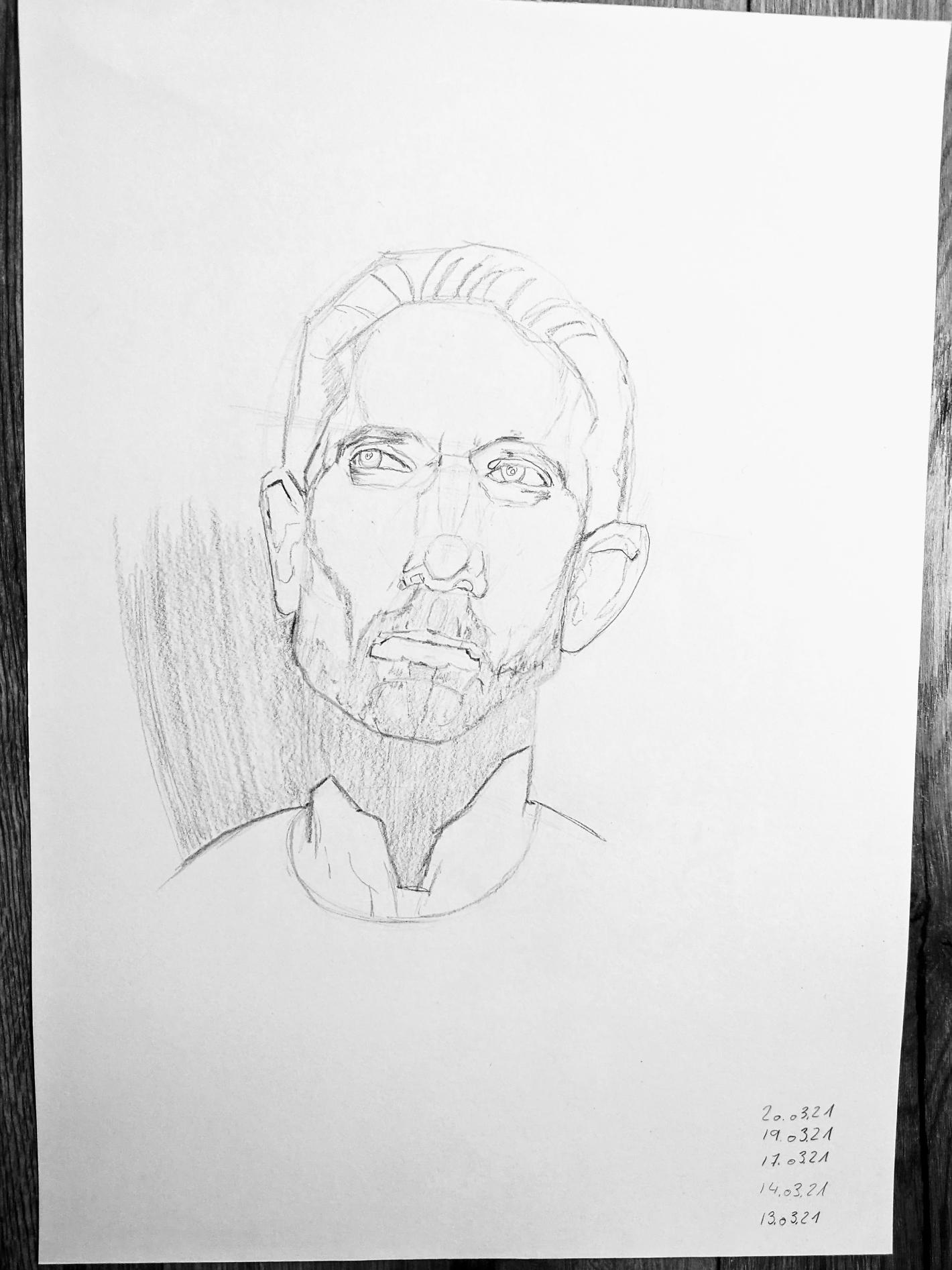 Portraiteichnen
