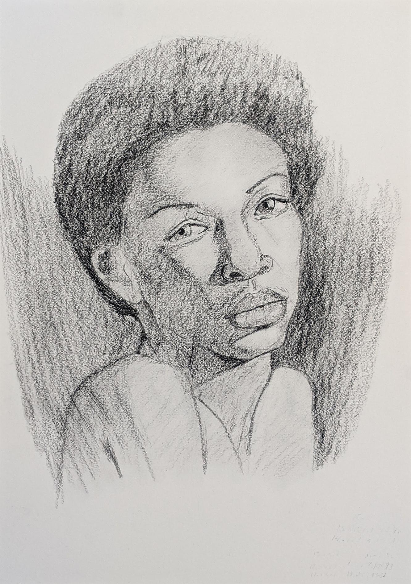 Porträt zeichnen