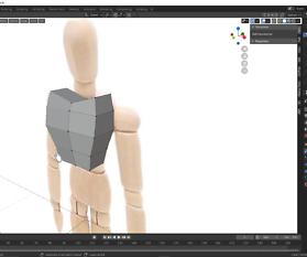 Charakter-Animation aus Wooden Mannequin