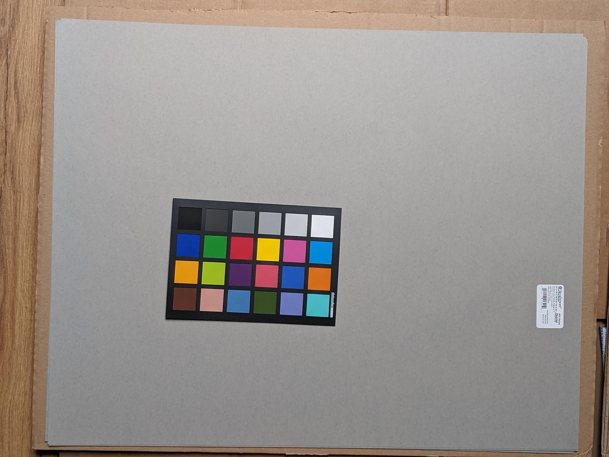 Strathmore Toned Gray Bögen 48,3 x 60,9 cm