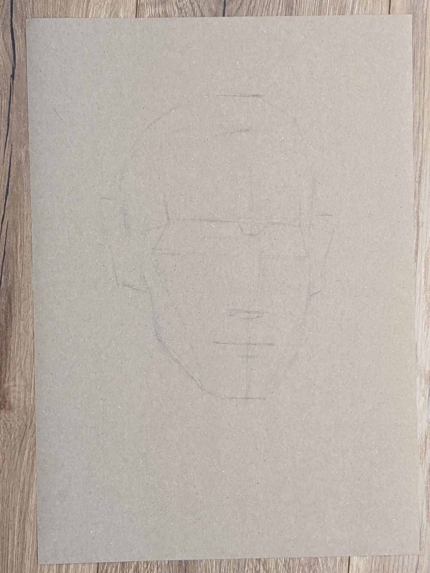 Portraitzeichnung 15.05
