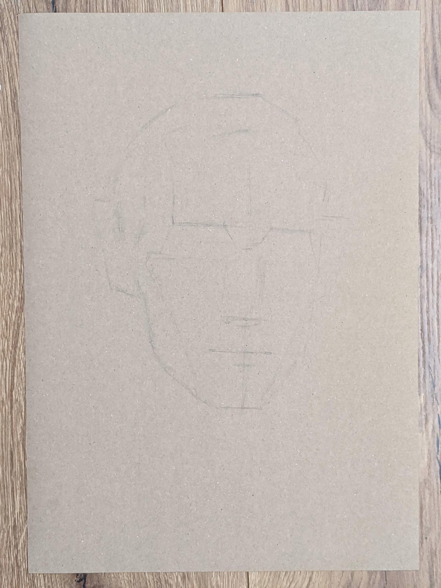 Portraitzeichnung 16.05