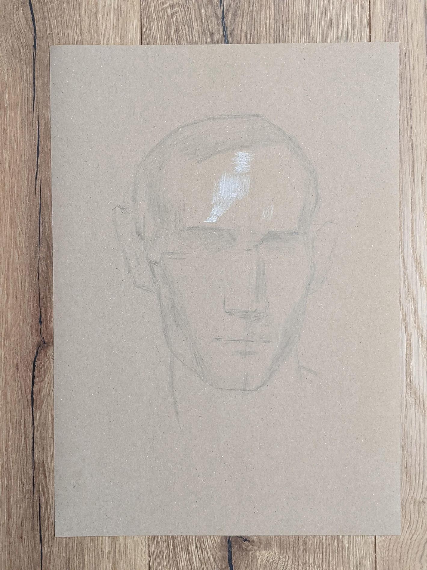 Portraitzeichnung 17.05