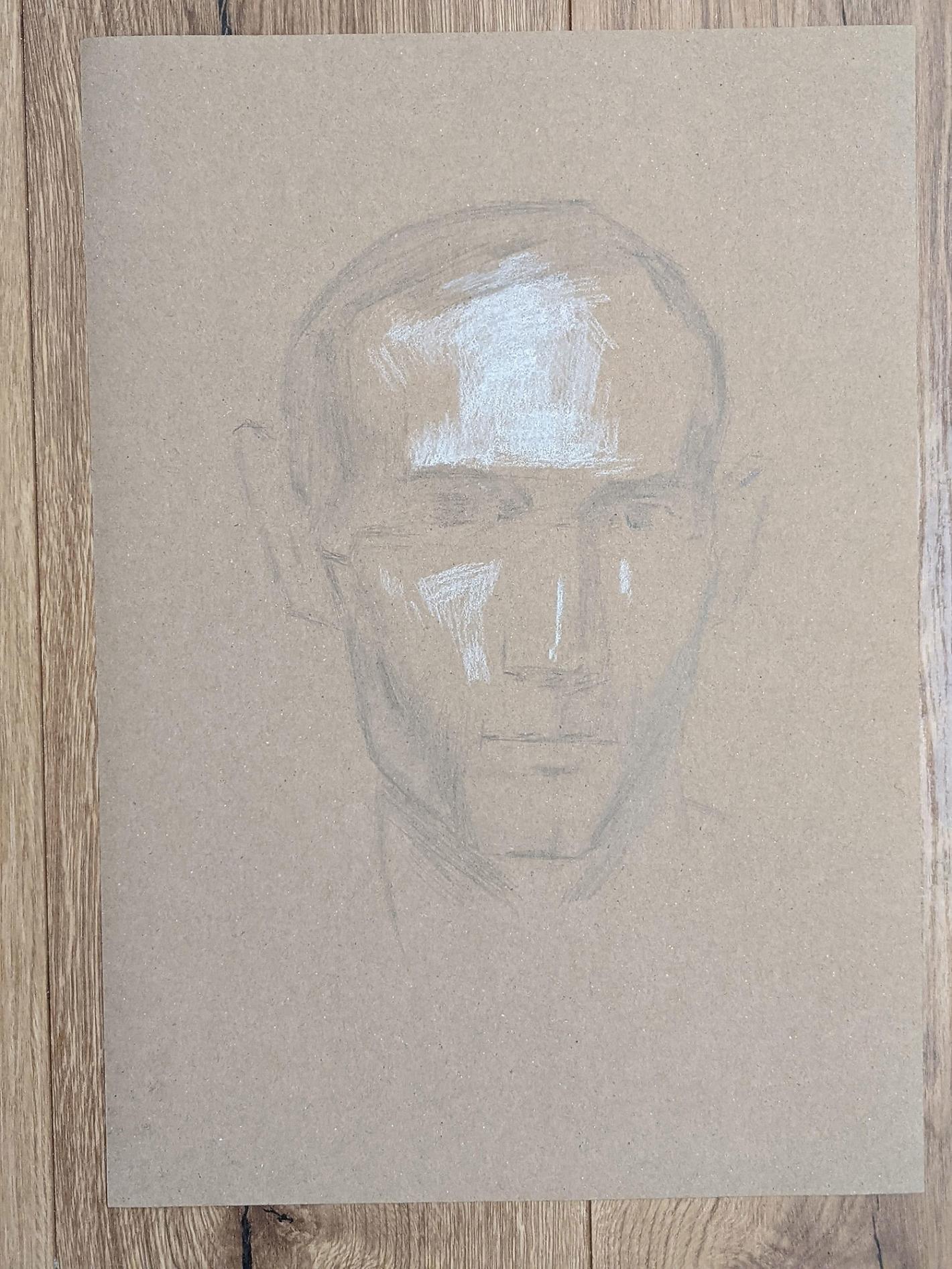 Portraitzeichnung 18.05