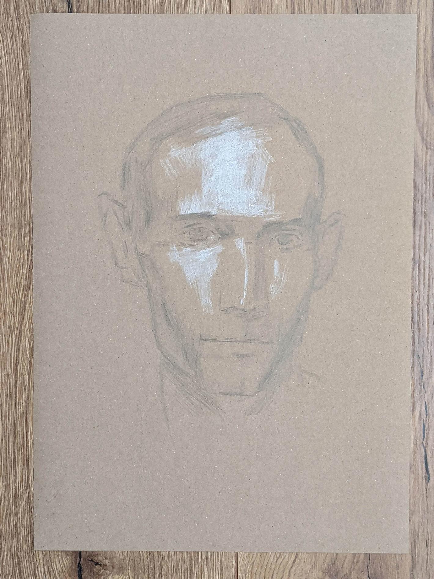 Portraitzeichnung 20.05