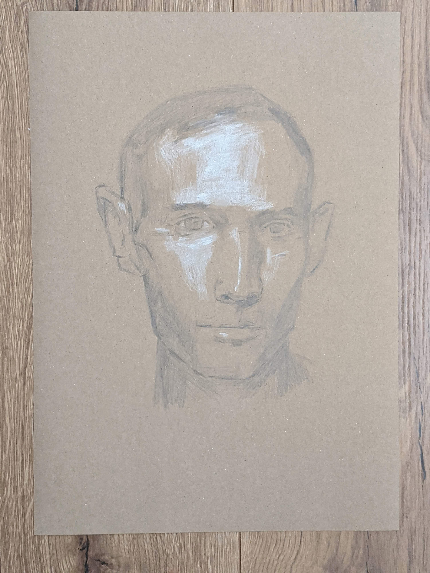 Portraitzeichnung 21.05