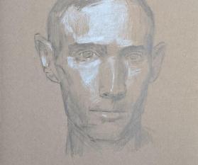 Porträtzeichnung: Porträt zeichnen