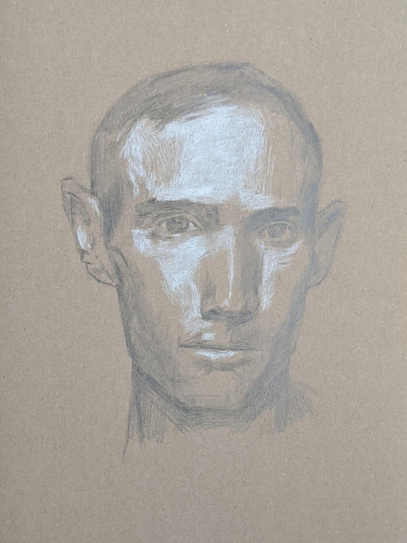 Portraitzeichnung 25.05