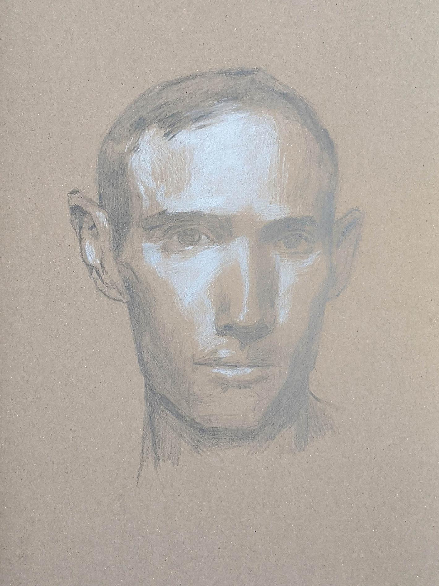 Portraitzeichnung 26.05