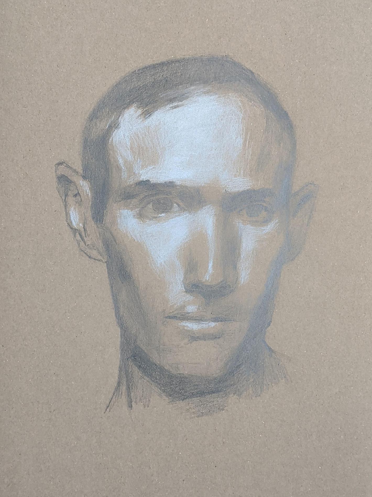 Portraitzeichnung 28.05