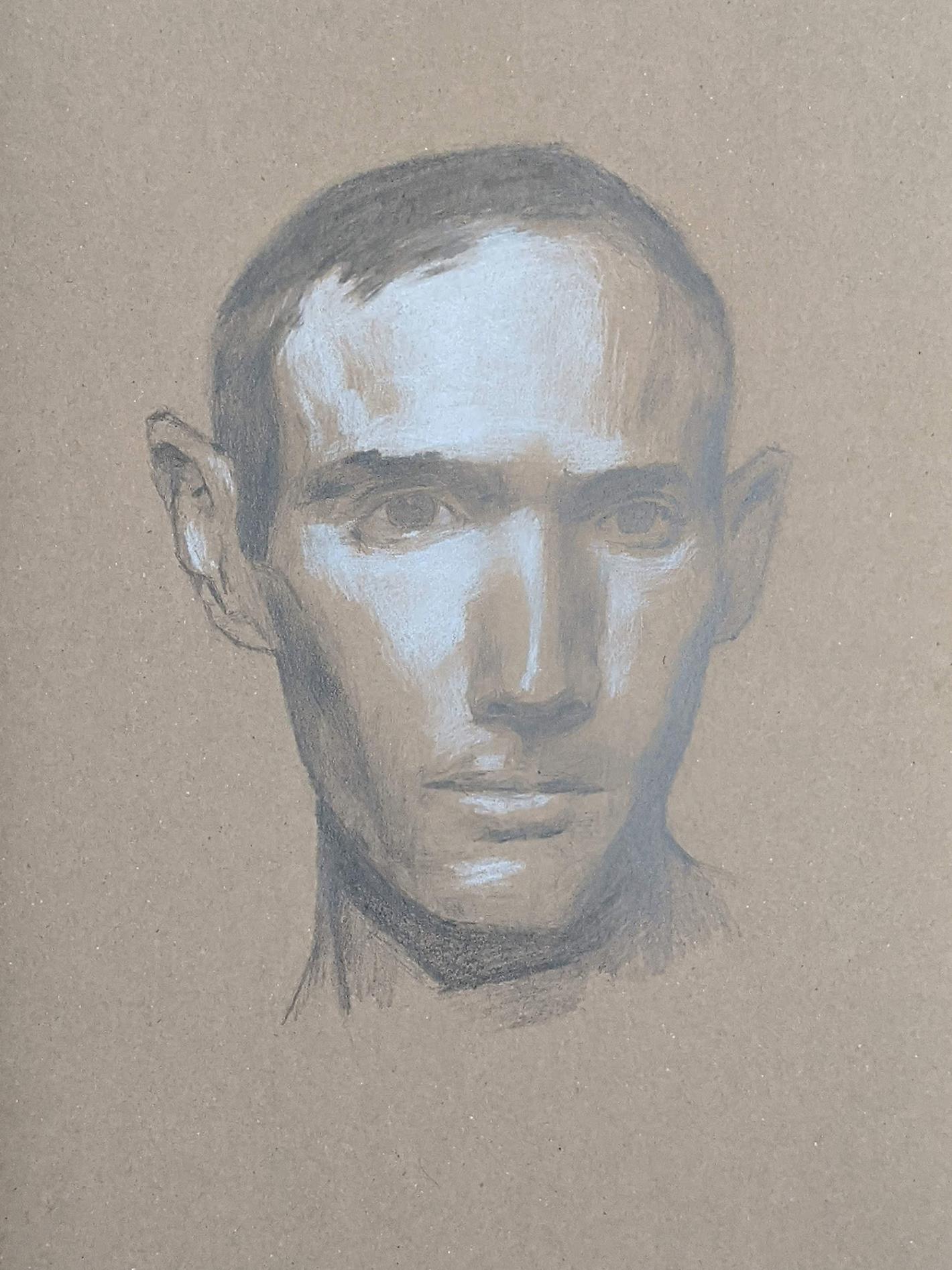 Portraitzeichnung 29.05