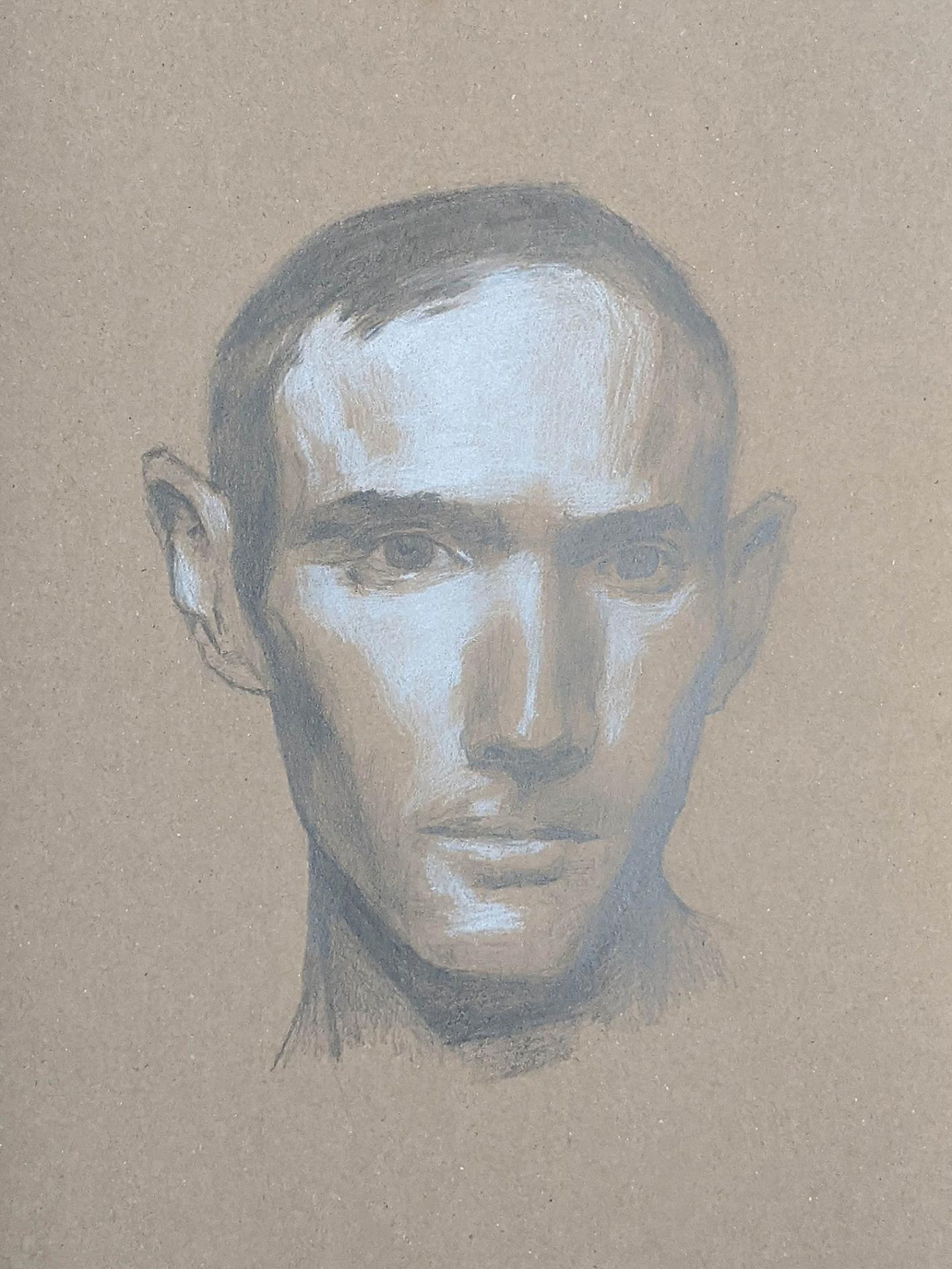 Portraitzeichnung 30.05