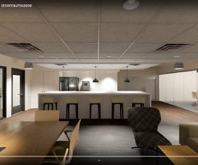 360 Grad Video in 8K mit Blender erstellt