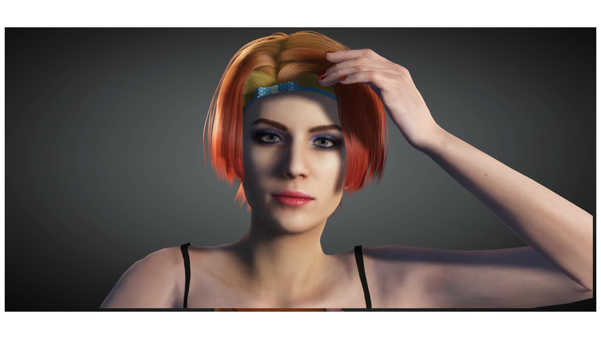 Neue Haare